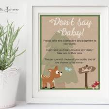 woodland creatures baby shower decorations best woodland animals baby shower products on wanelo
