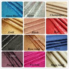 halloween background colors aliexpress com buy 17 colors available 4ft 9ft matte gold sequin