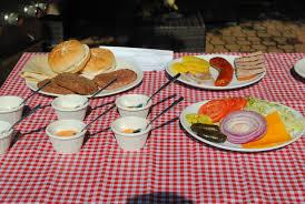 3 delicious burgers from luxe burger bar wpri 12 eyewitness news