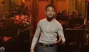 snl chance the rapper debuts hilarious thanksgiving song in