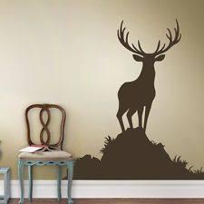 Deer Wall Decor Hunting Wall Decals Ebay