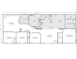 Solitaire Homes Floor Plans Bob U0027s Family Housing Inc Westfield Classic 32764f Fleetwood
