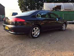 peugeot 607 peugeot 607 2 2 hdi low mileage 96k 6 speed manual gearbox in