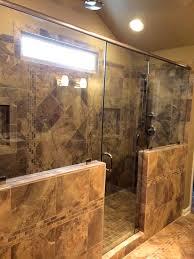 frameless shower doors in atlanta parker and son screen u0026 glass