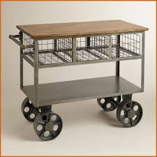 kitchen island rolling vintage kitchen island rolling cart trolley on wheels
