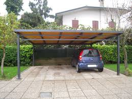 tettoia autoportante realizzazione tettoie e pensiline carpenteria favaretto