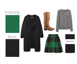 26 essential fall color palettes skirts