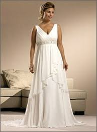 plus size mother of the bride beach wedding dresses