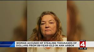Halloween Usa Ann Arbor Caretaker Accused Of Embezzling Thousands From Elderly Ann