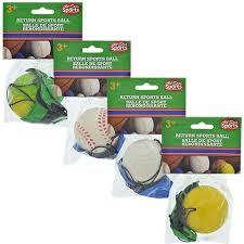 bulk return sports balls at dollartree