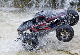 monster truck nitro 3 traxxas 67086 3 stampede 4x4 vxl brushless 1 10 monster truck rtr