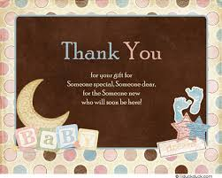 thank you cards baby shower gender neutral baby shower thank you cards pink blue