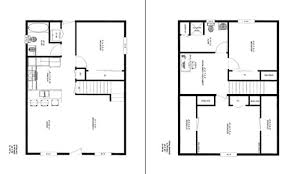 cabin shell 16 x 36 32 floor plans layout 14 well adorable 16 36 cabin floor plans 20 x 24 home deco plans