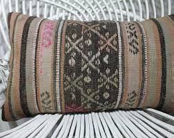 Throws And Cushions For Sofas Hippie Pillow Case Etsy