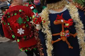 ugly christmas sweater diy how to 9 do it yourself ideas
