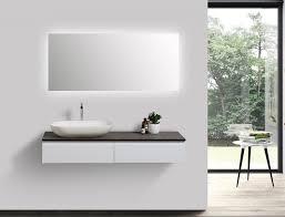 Buy Bathroom Furniture Online by Bathroom Furniture Set Vision 1200 White Matte Optional Mirror