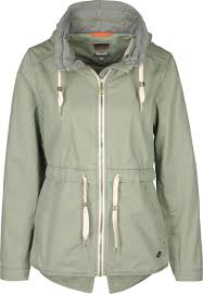 Bench Padded Jacket Casual Cotton W Jacket Olive