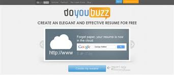 Build My Resume Free Online by Create Professional Resume 15 Free Online Tools