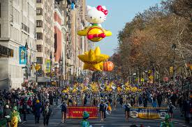 history of thanksgiving in usa nyc events in november 2017 including holiday events