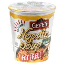 gefen noodles gefen chicken noodle soup pack of 12 packaged