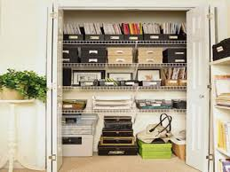 Closet Home Office Design Ideas  Closet Ideas Amp Designs - Closet home office design ideas
