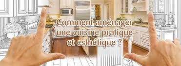 comment amenager une cuisine comment aménager une cuisine pratique et esthétique tendance travaux