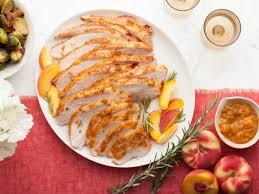 roasted turkey breast with rosemary glaze recipe