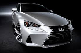 lexus sport car for sale 2017 lexus is revealed in china with sharpened styling