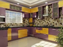 delighful kitchen design kerala houses interior modular designs