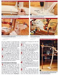 wood floor lamp plans woodworking lamp archives woodworking tuesday