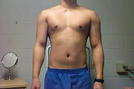 weight routine for an underdeveloped chest