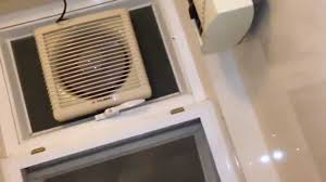 bathroom window exhaust fan tcl electric window mounted exhaust extractor fan in a friend s