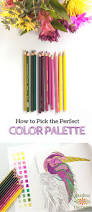 Color Combination Generator How To Color Like A Pro Tips On Choosing A Color Palette From A