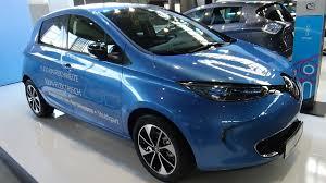 renault zoe interior 2017 renault zoe intens exterior and interior i mobility