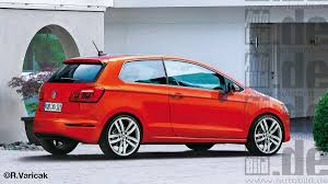 volkswagen polo 2016 red vw polo 2016 first exclusive revelations all the volkswagen