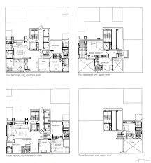 reverse floor plan pinit white8 unit apartment building plans pdf