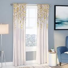 Two Tone Drapes Panel Pair Curtains U0026 Drapes You U0027ll Love Wayfair