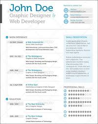 interesting resume templates amazing resume templates clean and professional resume 3 thumb