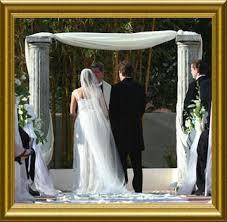wedding arch rental ny wedding arch chuppah rentals by arc de new york ny