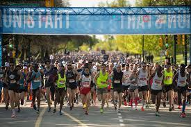 tunnel light marathon 2018 walk jog or run at the bmo vancouver marathon this may