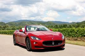 matte black maserati convertible 2012 maserati grancabrio convertible sport review top speed