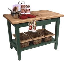 kitchen island work table boos classic country work table kitchen island 48 x 30 1