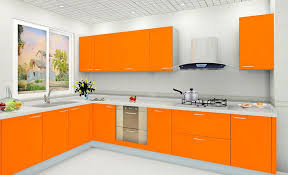 orange kitchen cabinets orange kitchen walls and orange design with kitchen cabinet ideas