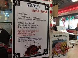 list of restaurants open on thanksgiving day kjrh