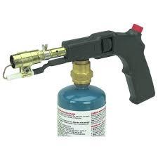how to light a propane torch amazon com electric start propane torch with push button electric