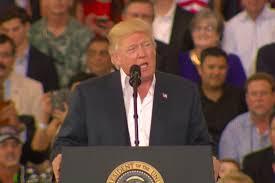transcript president donald trump u0027s rally in melbourne florida vox