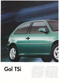 thesamba com vw archives 1996 vw gol tsi sales brochure brazil