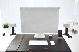 lavolta dust cover screen monitor protector for apple imac 27 inch
