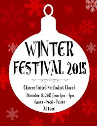 winter festival 2015 is almost here united methodist