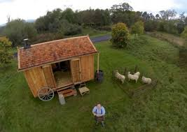 Traditional Woodworking Magazine Uk by Woodworking Course Leads Resurgence In Traditional Shepherd U0027s Huts